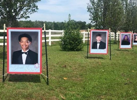 Katy HS Seniors' Photo Tribute Coming Soon from Supporters, Alumni  and Volunteers