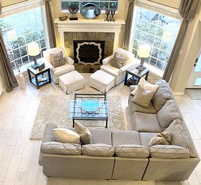 Katy Living Room Designer