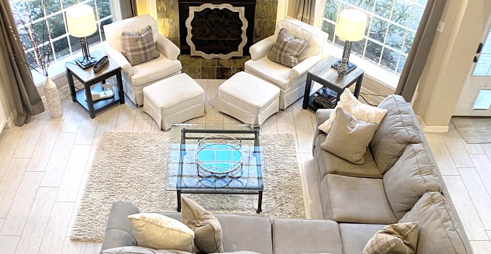 Katy Living Room