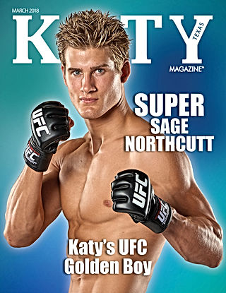 Katy Magazine March 2018: Extreme Sports and Fun