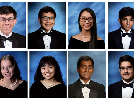 Katy ISD Valedictorians and Salutatorians 2019