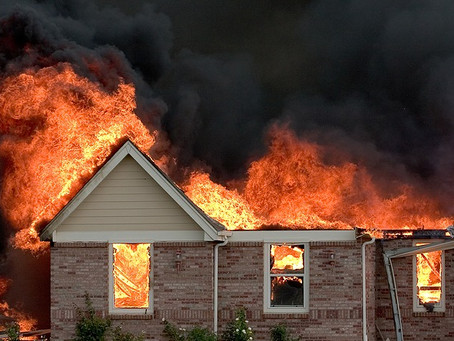 Fire Experts Warn of Most Common Katy Home Dangers