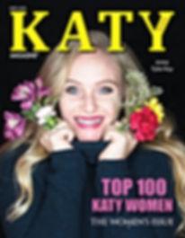 Katy Magazine's Top 100 Women of the Year 2018