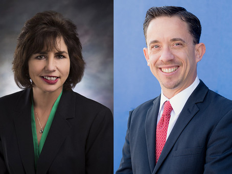 Katy ISD School Board Candidates Dawn Champagne and Don Massey (Position 7)