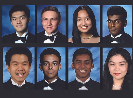 Katy ISD's Top 10 Graduates for the Class of 2020
