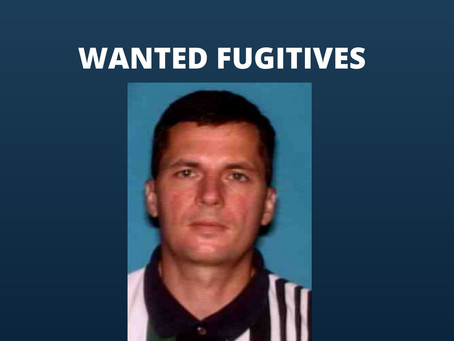 Fort Bend County Top Fugitives Announced: Offering Reward $$