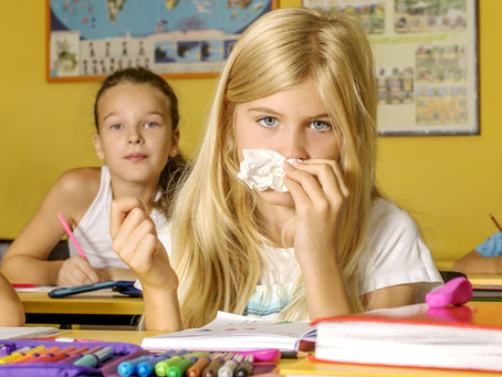 Classroom Cooties: Top Sicknesses and Stats from Katy School Nurses