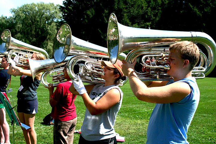 Summer Band and Instrument Camps for Katy Area Students