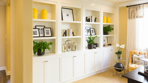 Built ins styling