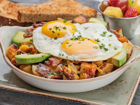 Wake Up to Some of Katy's Best Breakfast Menus!