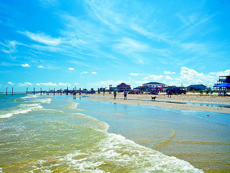 The Katy Family's Guide to Top Texas Beaches