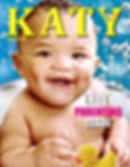 Katy Magazine's Cutest Cover Contest Winner 2018