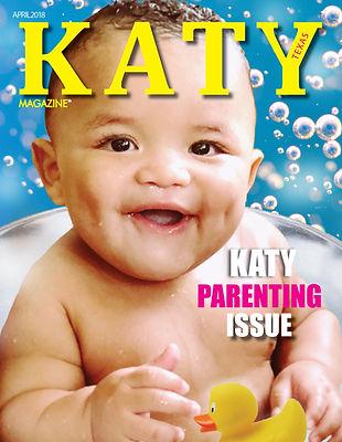Katy Mgazine Parenting Issue: April 2018