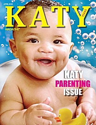 Katy Mgazine Parenting Issue: April 2018