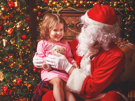 Where to See Santa in Katy Guide 2019