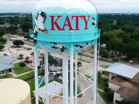 Katy's Geese Water Tank Wins '2018 Tank of the Year' Contest