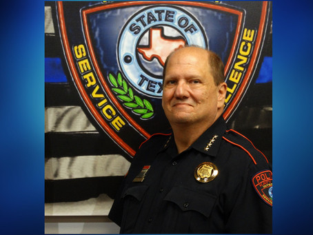 ROBERT JINKS:  Katy ISD Police Chief