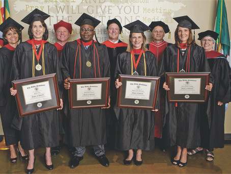 Katy Area Seminary Announces 16 New Graduates