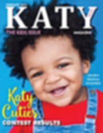 Katy Magazine FEB 2019 KIDS COVER ISSUE