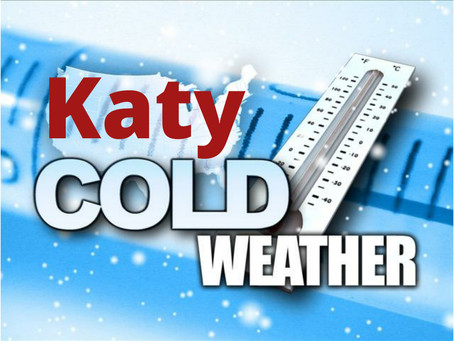 KATY COLD WEATHER ALERT: Know the Four P's for Staying Safe
