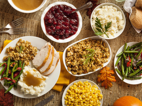 Thanksgiving Meals and Options in Katy: Take Home or Dine Out