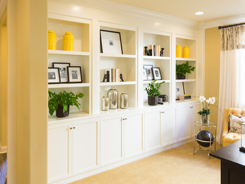 Built ins styling project