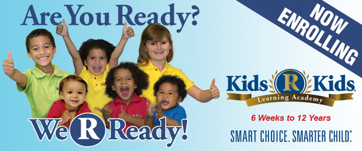 Kids R Kids Katy Ad