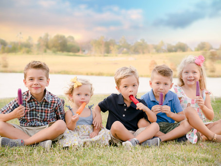 Popsicles in the Park: A Sweet Idea of Compassion