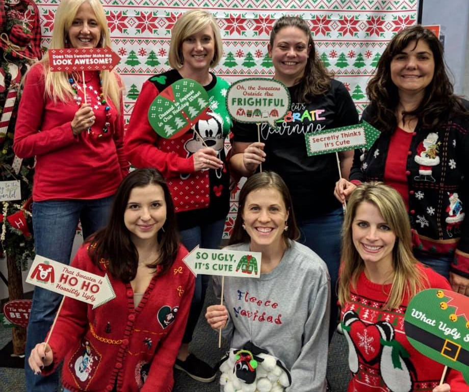 9 Christmas Party Themes Katy Friends And Families Love