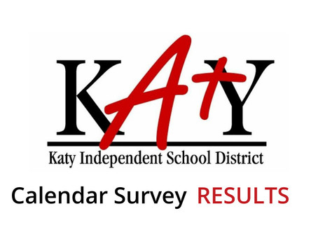 Katy ISD Makes Recommendations from 2018/19 Calendar and Transportation Survey