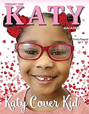 Katy Magazine FEB 2020 KIDS COVER ISSUE.