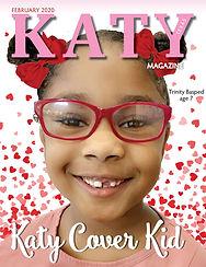 Katy Magazine FEB 2020 KIDS COVER ISSUE.