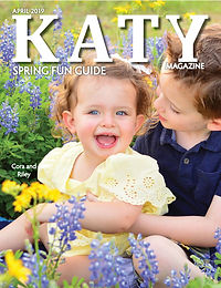 Katy Magazine April 2019 Bluebonnets Cov