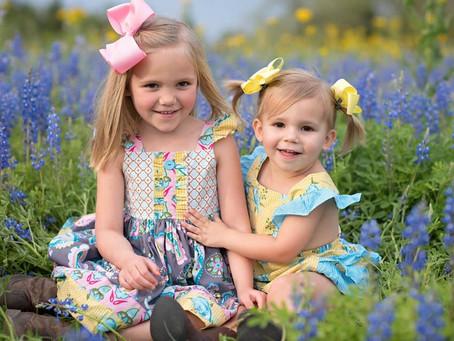 Katy Texas Bluebonnet Photo Contest Results