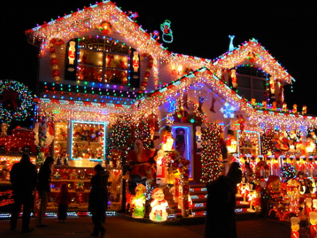 The Biggest Christmas Light Displays in Katy and Nearby