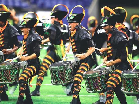 Drum Corps International Competition Returns to Legacy Stadium Friday Night