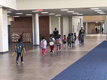 Bear Creek Kiddos Go to Big School: Heading Back to Home Campus Soon