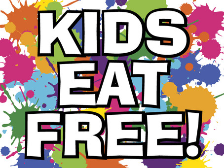 Katy Kids Eat Free and Cheap Guide: July 2019