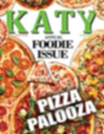 Katy Magazine Foodie Issue July 2018