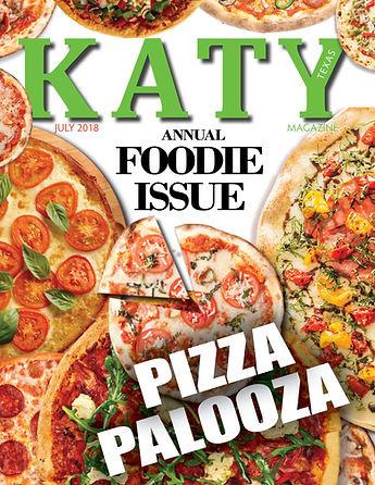 Katy Magazine Foodie Issue July 2018