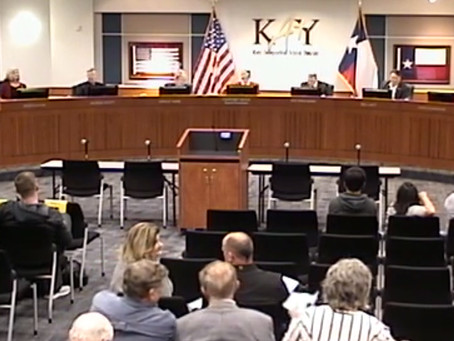 Katy ISD Board Members Disagree on Superintendent Search