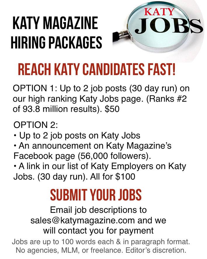 Katy Magazine Jobs Flyer July.jpeg