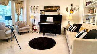 Katy Music Room