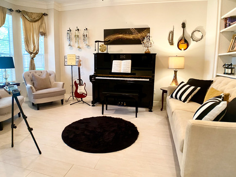 Music Room in Cinco Ranch