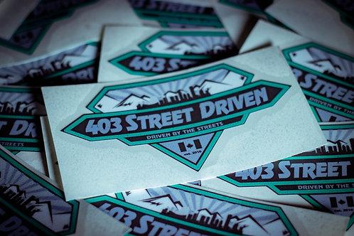 Street Driven Diamond Slap