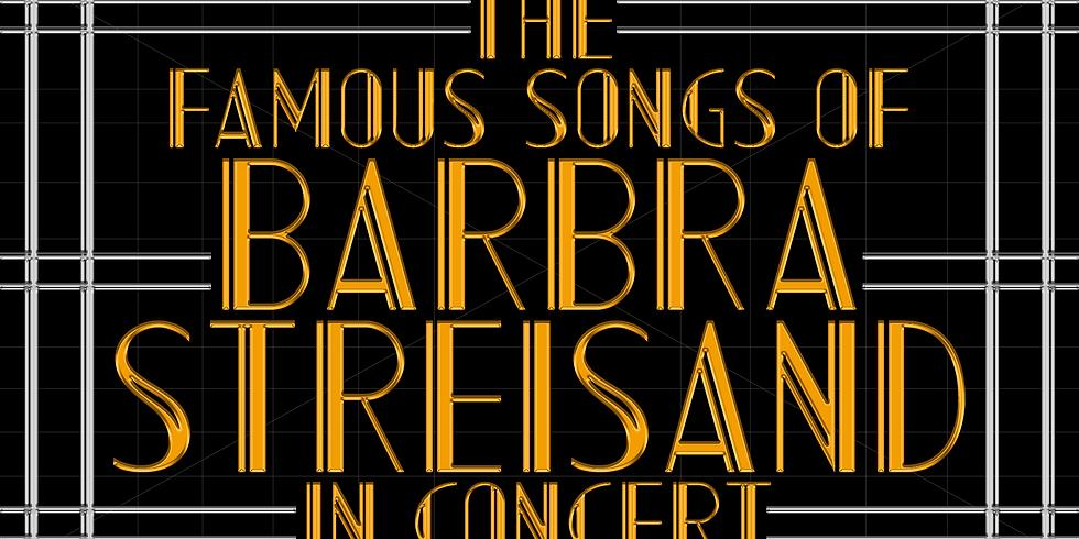 Barbra Streisand's Greatest Songs!