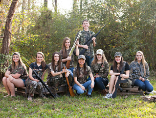 JOPSeniors Camo Campout Fun Shoot