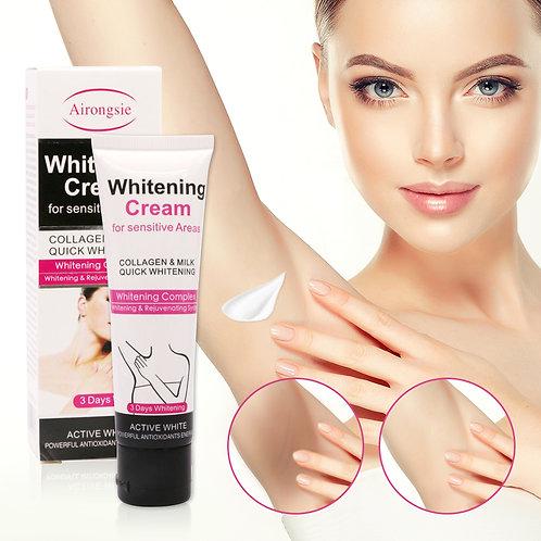 Aliceva Underarm Whitening Cream, Armpit Deodorant Cream