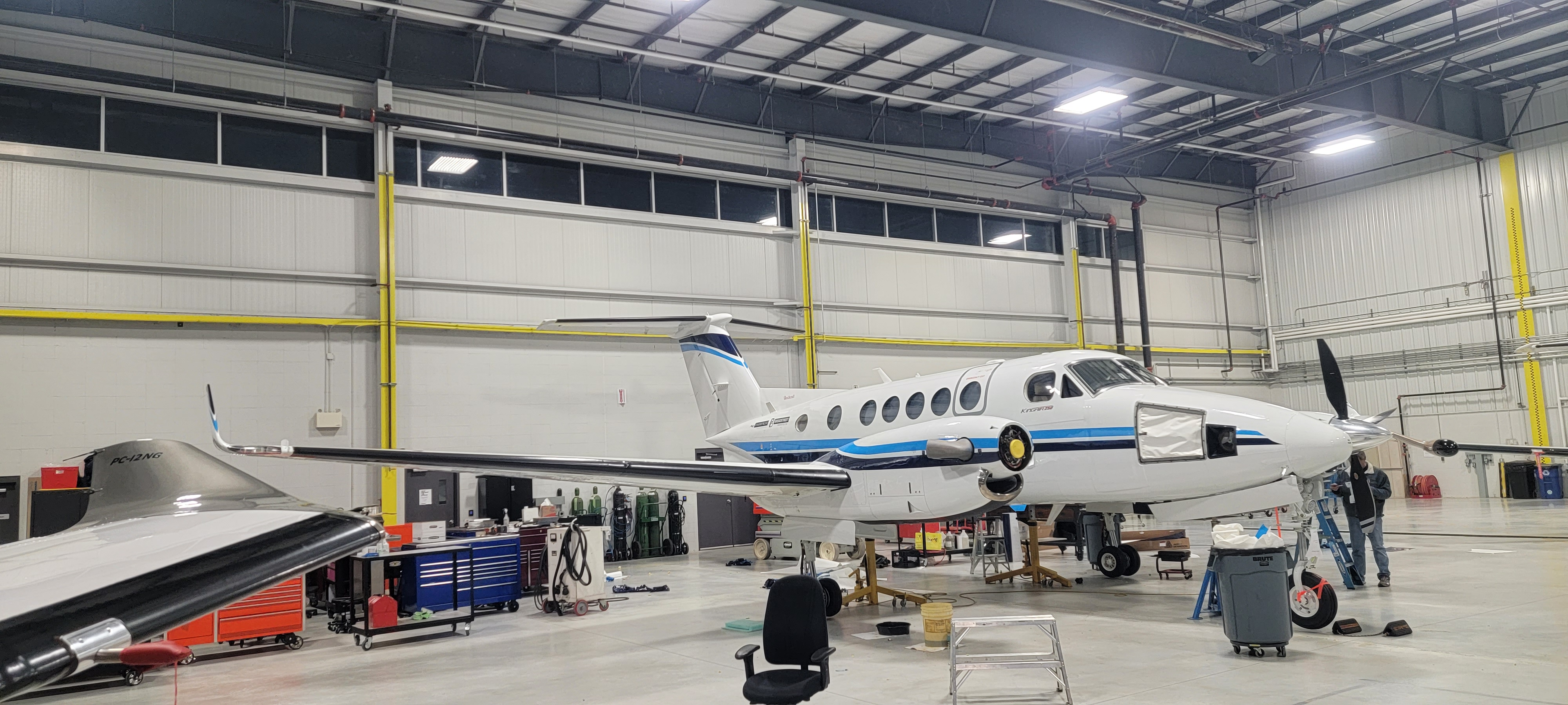Custom Plane Graphics