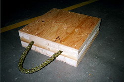 Trailer Dolly Pad